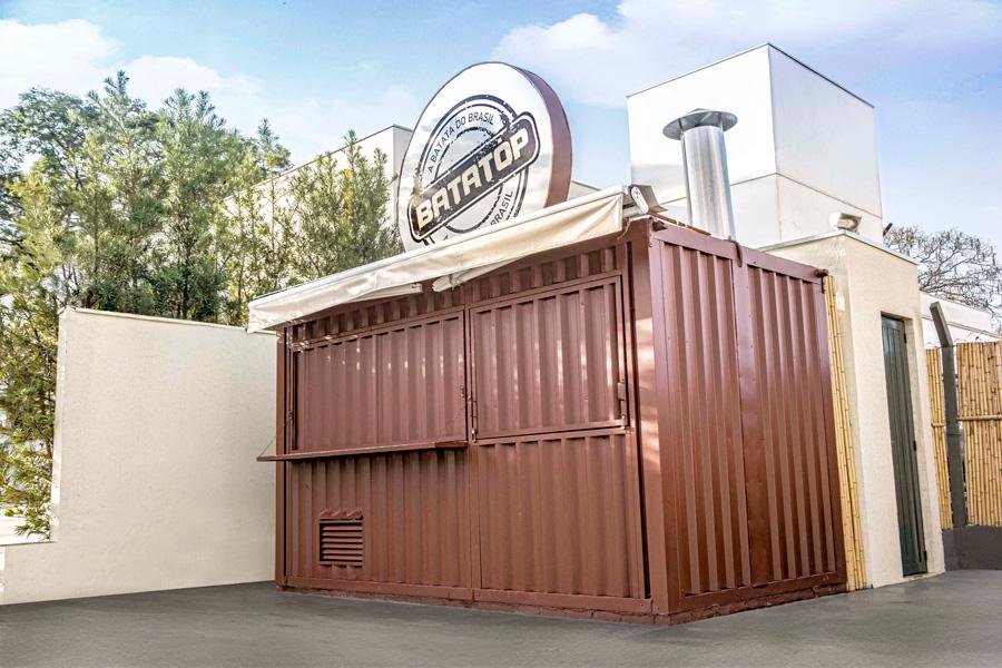 Lojas containers de batata gourmet são nova franquia brasileira