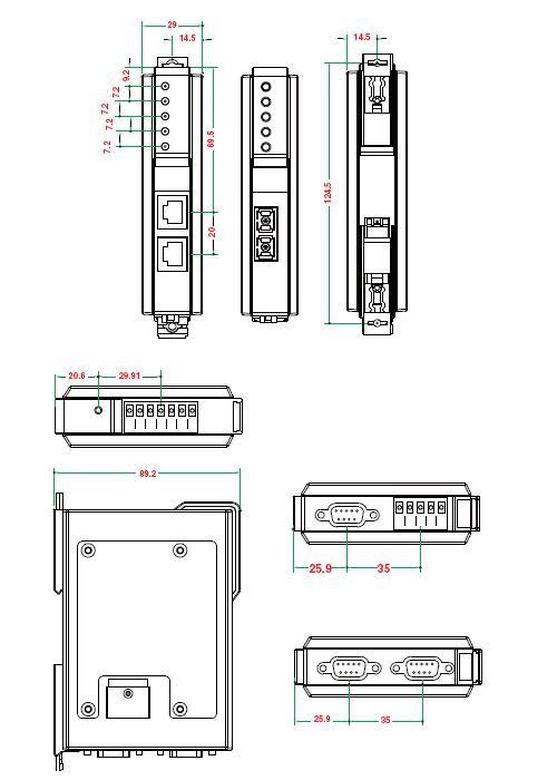 modbus wiring methods
