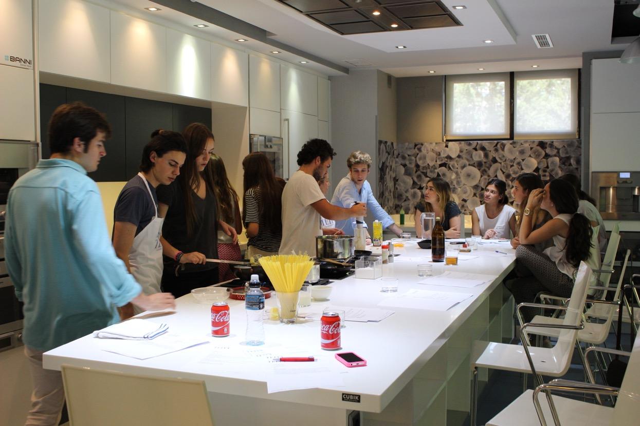 Escuela De Cocina La Mesa | Eetkamerset Kopen Vind Complete ...