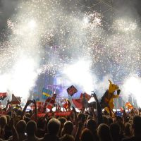 Estonia, Finland take early lead in Eurovision 2015 betting odds