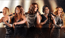The Ladies of Soul: Trijntje, Glennis Grace, Edsilia, Berget Lewis and Candy Dulfer Source: Ziggodome