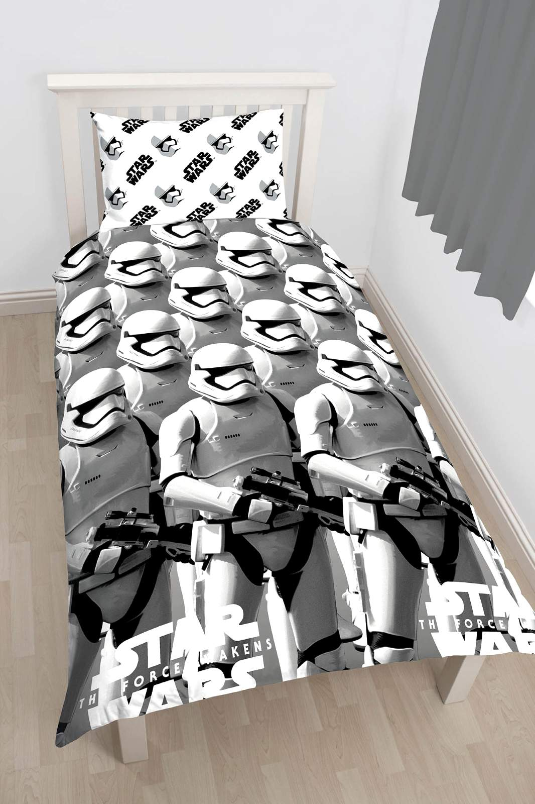 Stormtrooper Bettwäsche Star Wars Episode 7 Awaken Storm Trooper Einzeln
