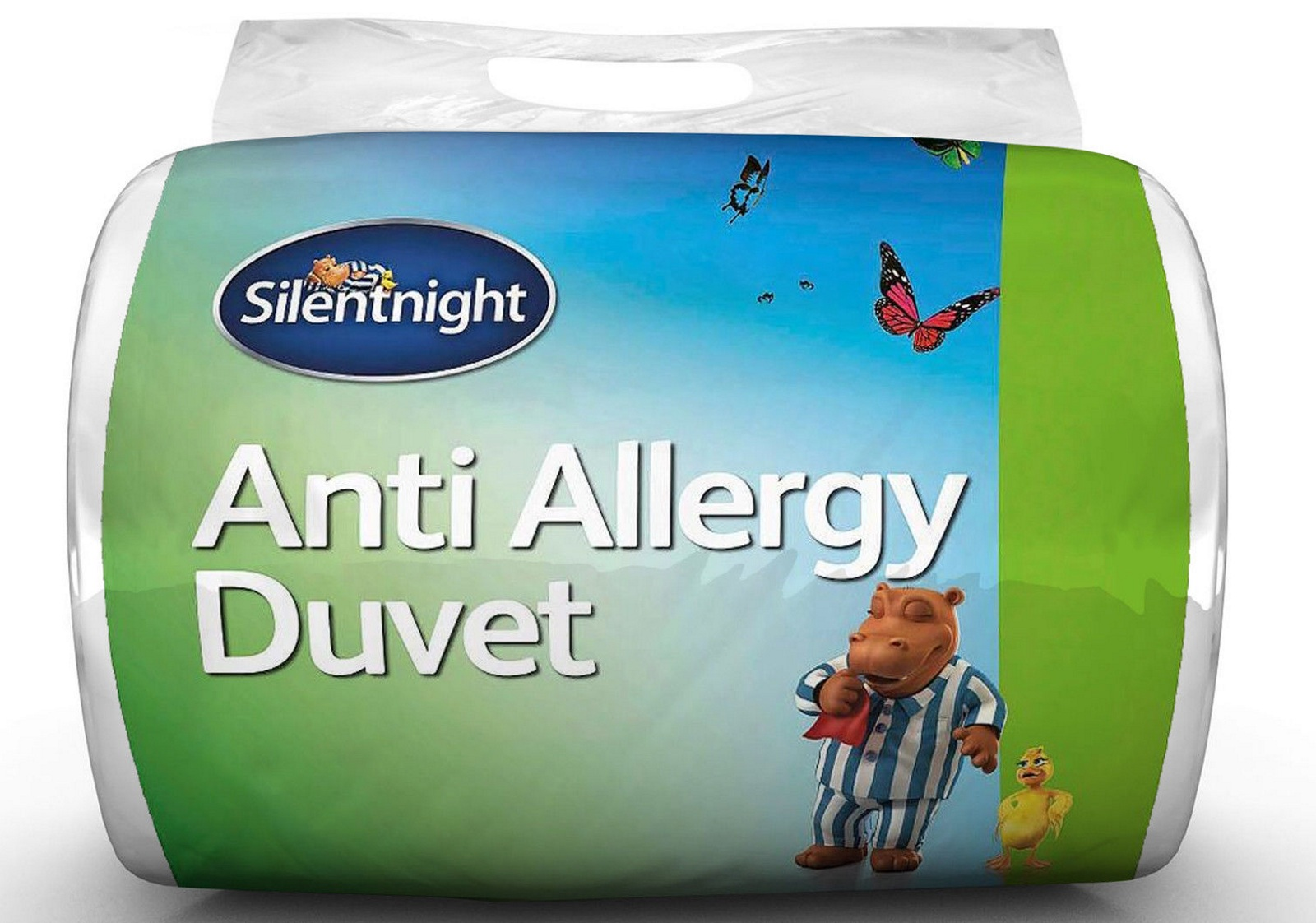 Bettdecken Für Asthmatiker Silentnight Luxus Anti Allergie Stepp Bettdecke 7 5 Tog