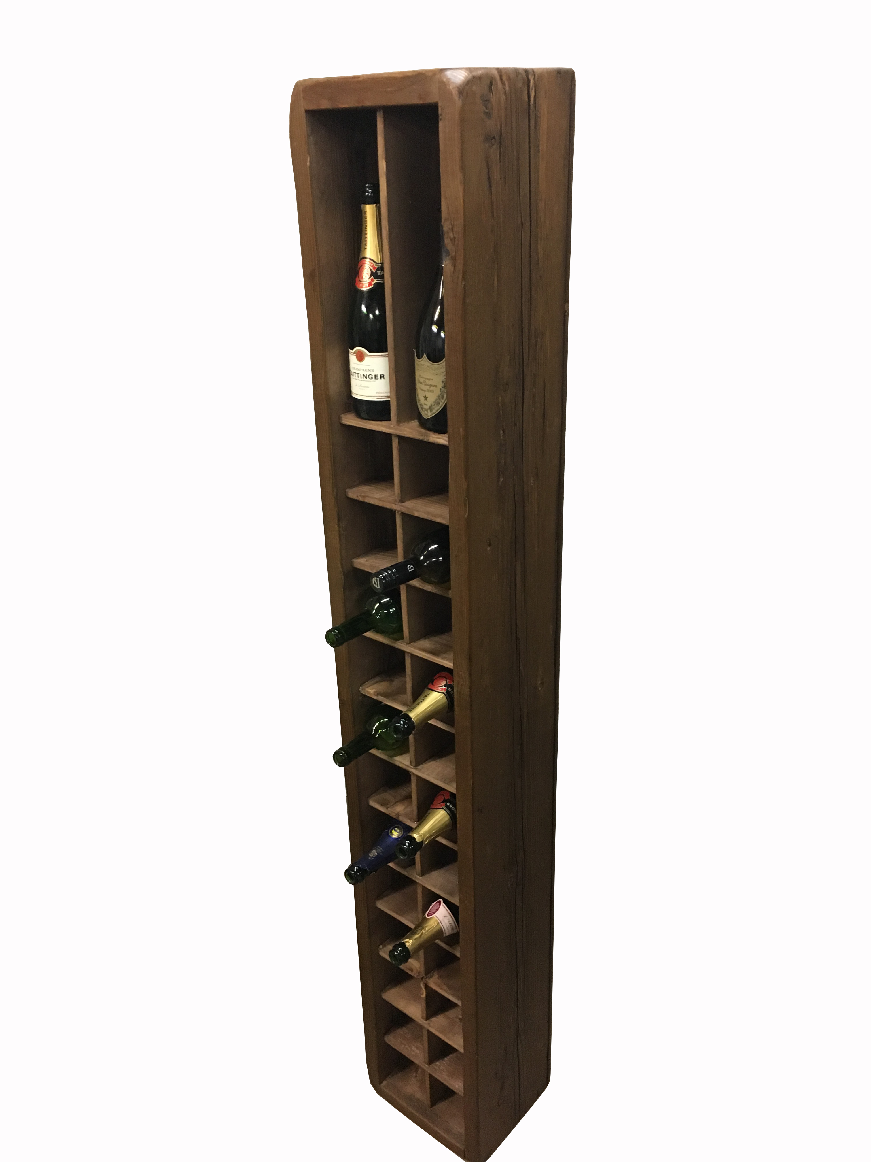 Standing Metal Wine Racks New Celtic Manor Wine Rack Wood Champagne Holder Tall