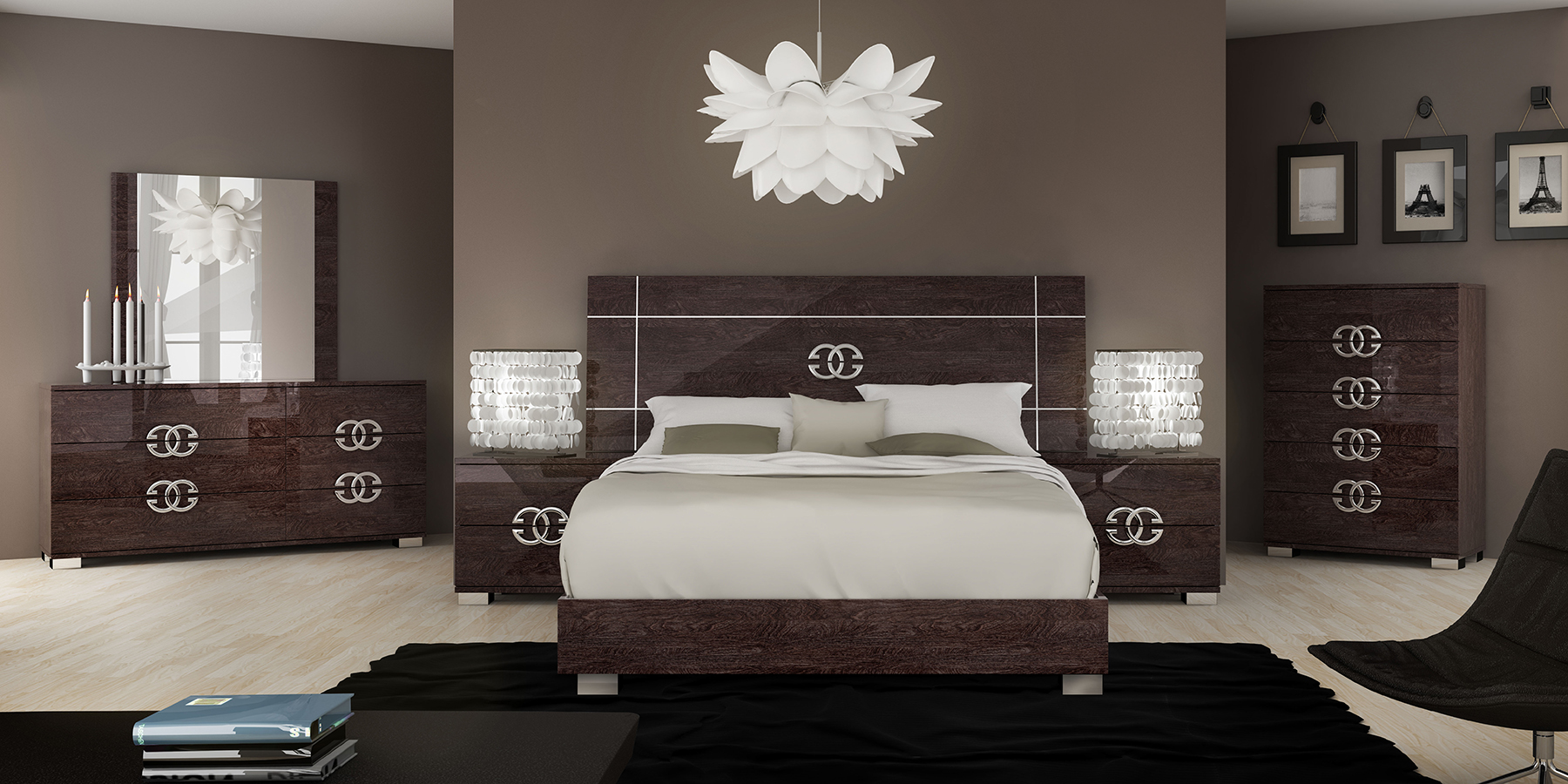 Prestige Classic Bedroom Status Modern Collections Italy Brands