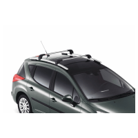 Set of 2 transverse roof bars Peugeot - 207 SW | Eshop ...