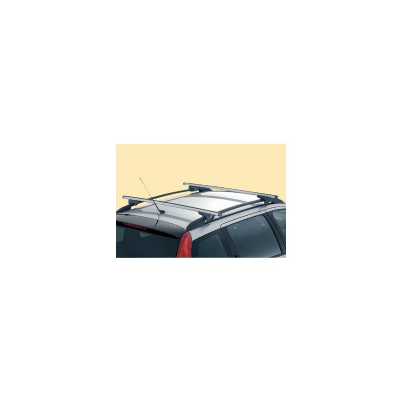 Set Of 2 Transverse Roof Bars Peugeot 206 Sw Eshop