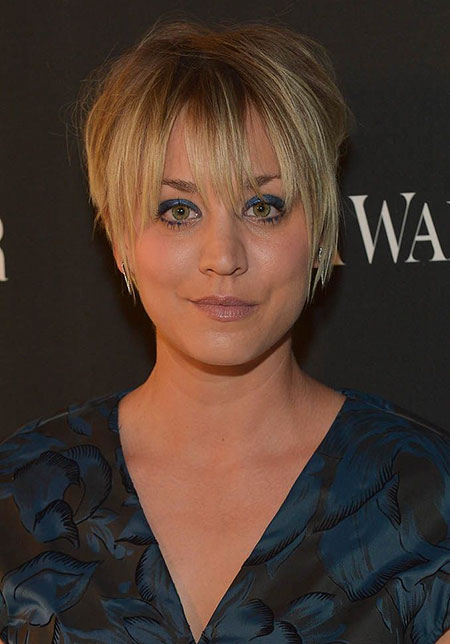 Haircuts For Short Hair Images 24 Kaley Cuoco Short Hair Short Hairstyles Haircuts