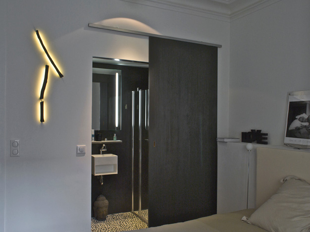 Eclairage Led Pour Placard Amenagement | Paris Appartement Haussmanien