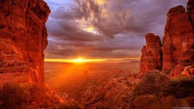 Beautiful Arizona Sunset wallpaper | 1920x1080 | #26789
