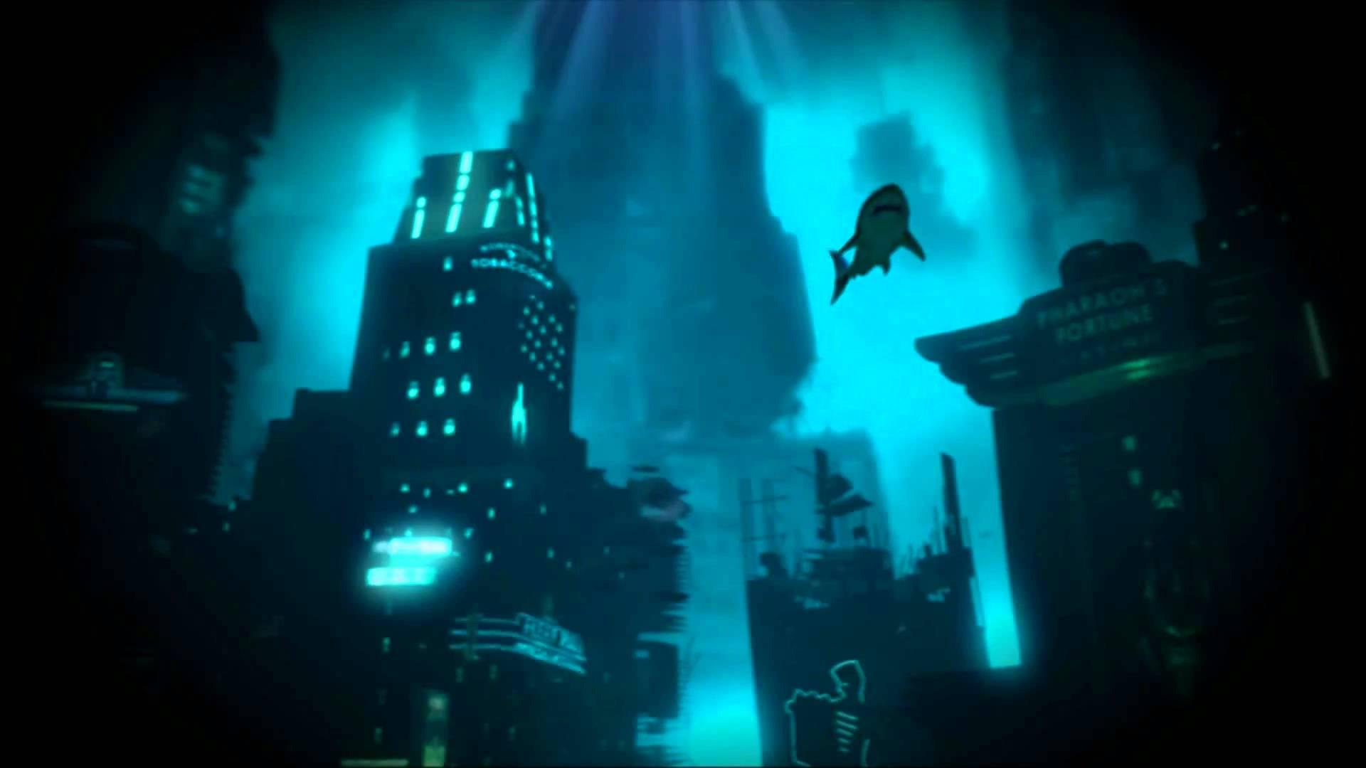 Fall Animated Wallpaper Windows 7 Bioshock Rapture Wallpaper 1920x1080 67280