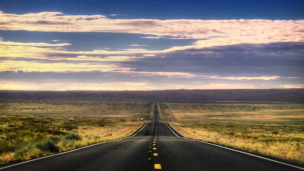 3d Wallpaper Hd 1920x1080 Endless Road Wallpaper 1280x720 29964