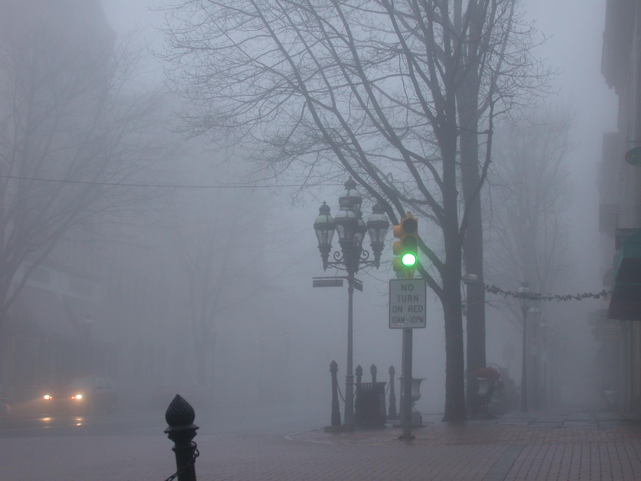City Wallpaper Iphone Foggy Wallpaper 2048x1536 68545