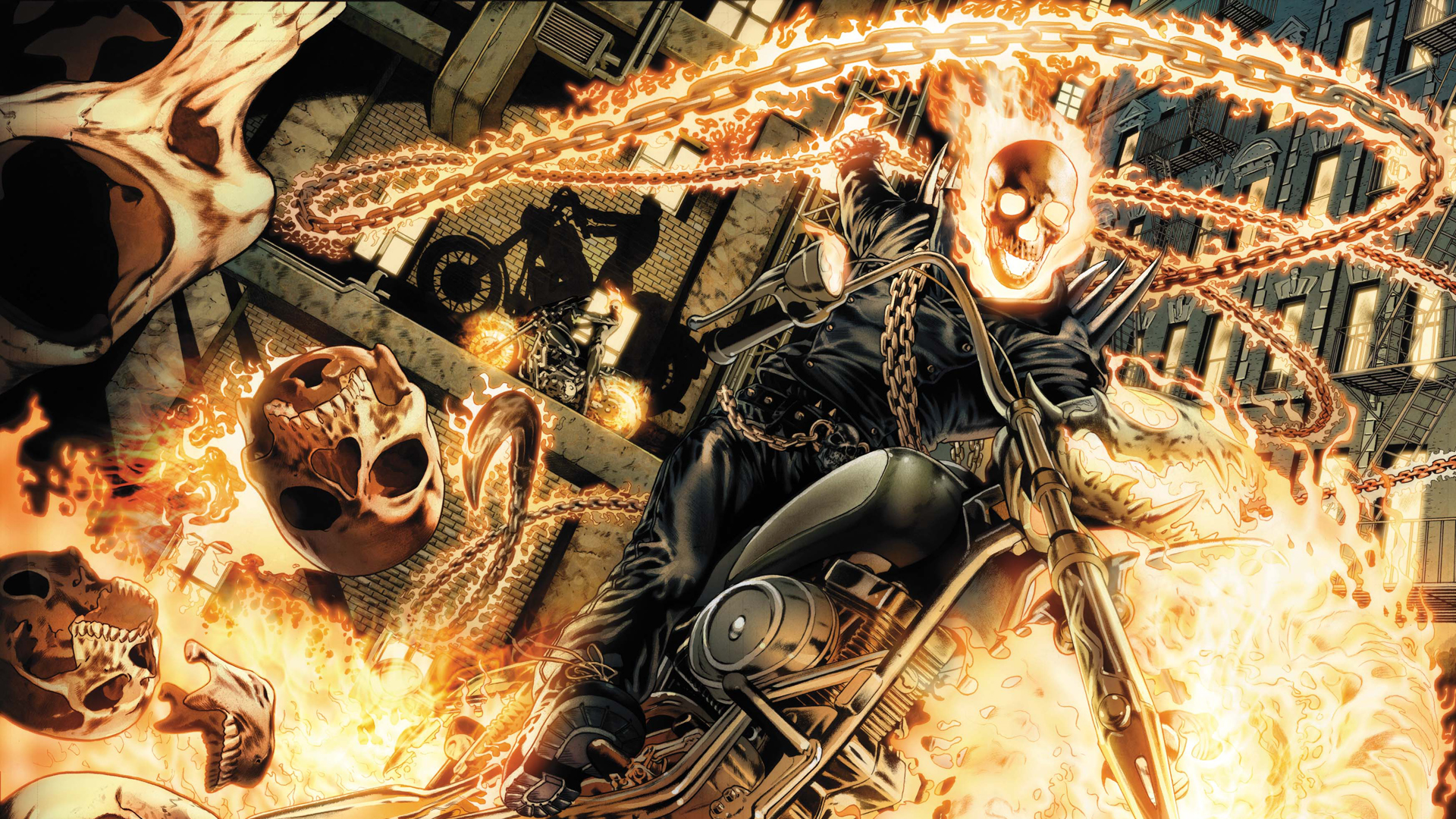Ghost 3d Wallpaper Download Ghost Rider Wallpaper 1920x1080 69823