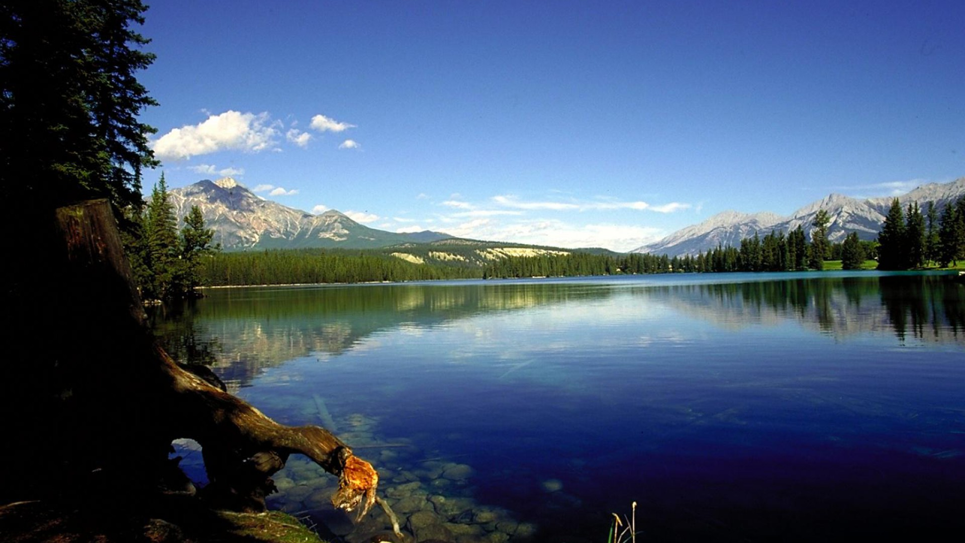 Bing Fall Desktop Wallpaper Lake Wallpaper 1920x1080 43187