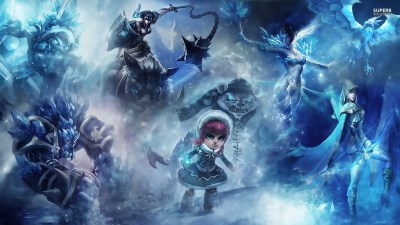 League Of Legends wallpaper   1920x1080   #42792