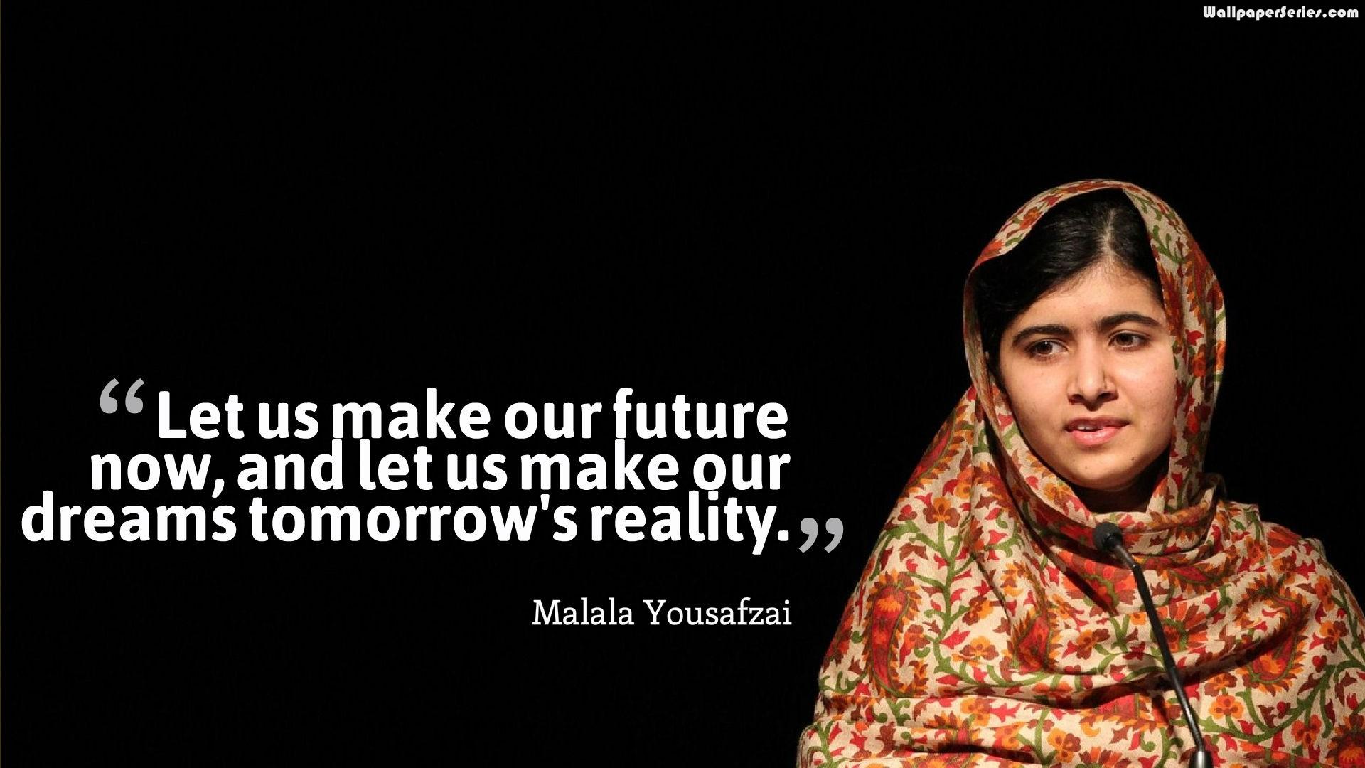 Quots In Urdu Wallpaper Malala Yousafzai Wallpaper 1920x1080 63702