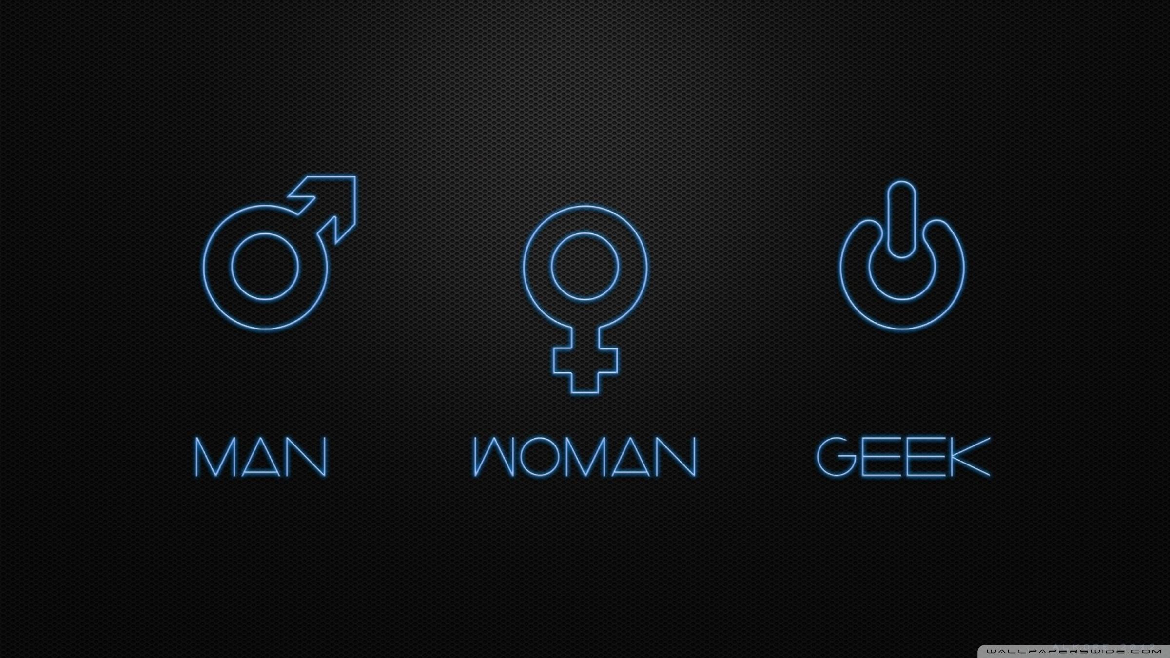 Lord Wallpaper Hd Download Man Woman Geek Wallpaper 2400x1350 25167
