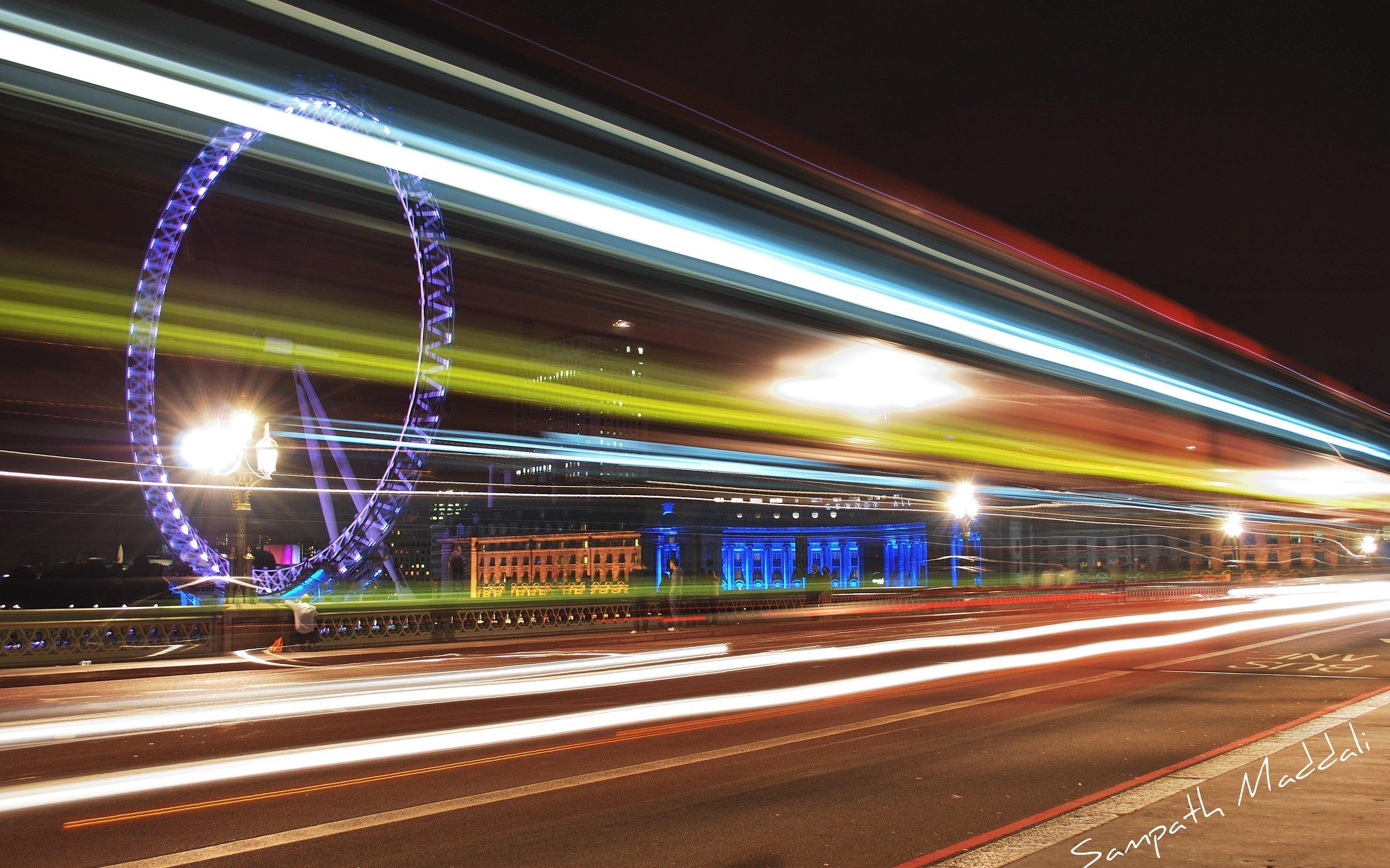 London Wallpaper Hd 1920x1080 Motion Blur Wallpaper 2560x1600 75682