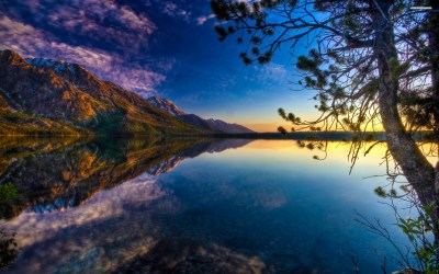 Mountainside HD wallpaper | 2560x1600 | #31075