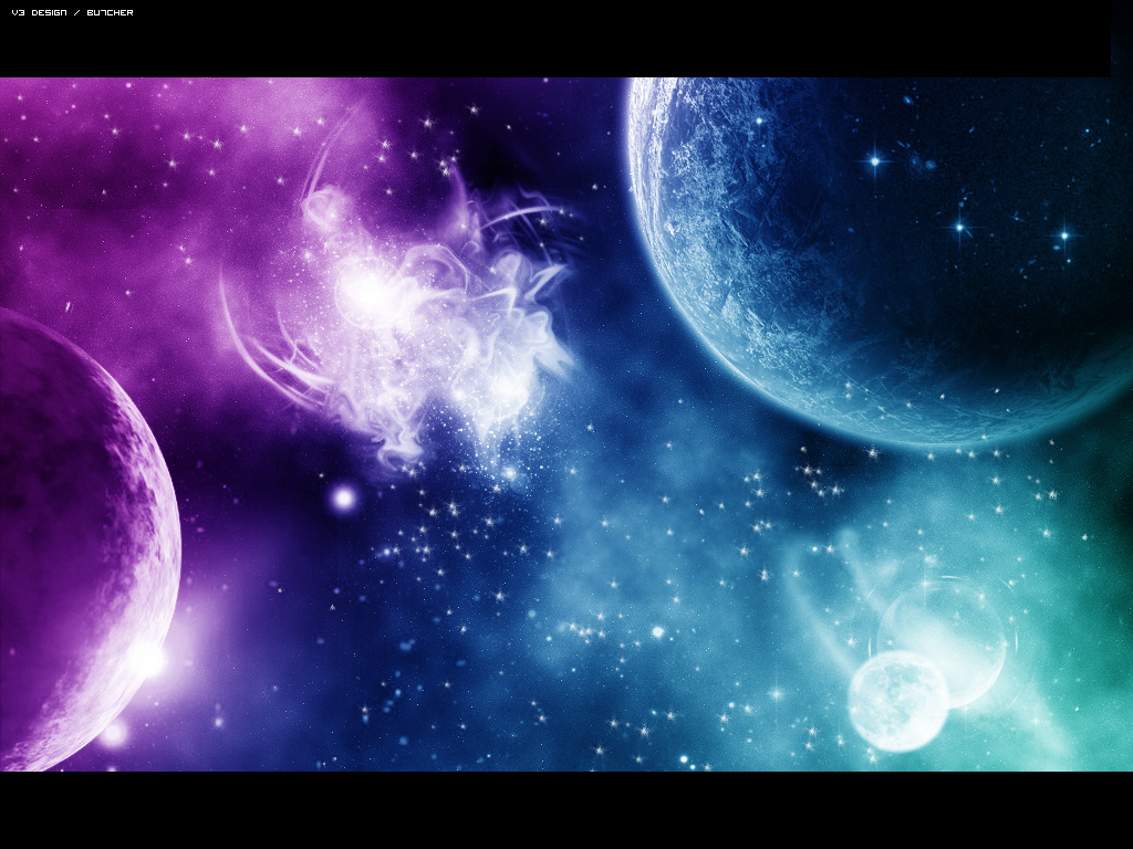 Wallpaper 3d Anime Nebula Fantasy Wallpaper 1024x768 22420