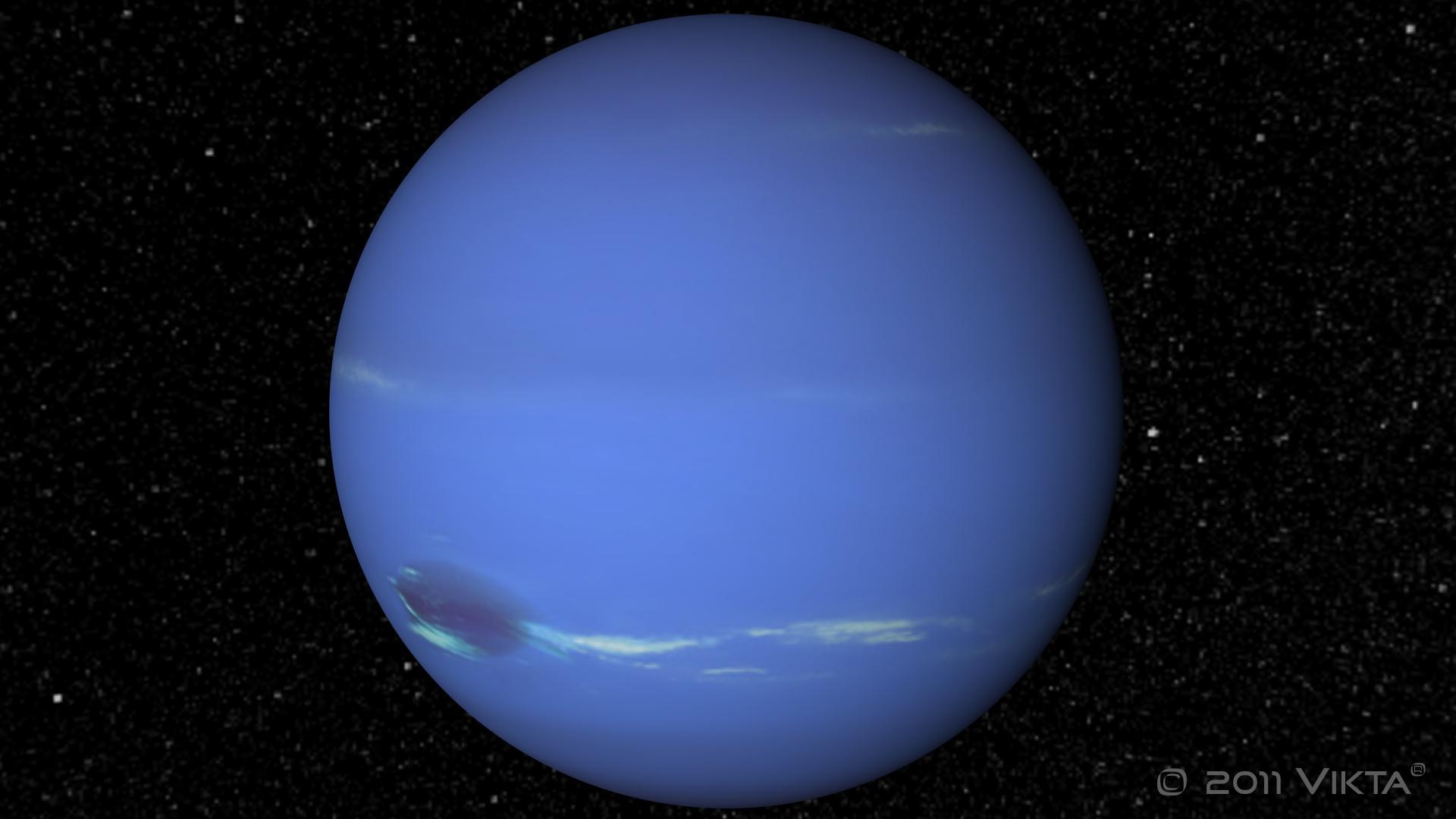 Solar System 3d Wallpaper Neptune Wallpaper 1920x1080 73162