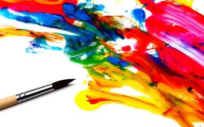 Paint Brush Background wallpaper | 1440x900 | #33905