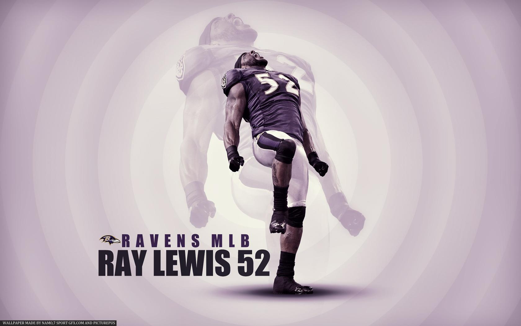 Baltimore Ravens 3d Wallpaper Ray Lewis Wallpaper 1680x1050 50510