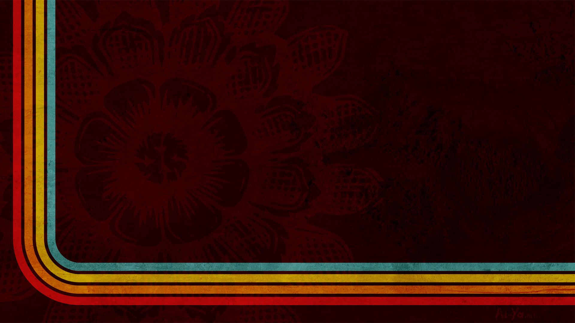 Hd Christmas Wallpapers 1080p Retro Wallpaper 1920x1080 40327