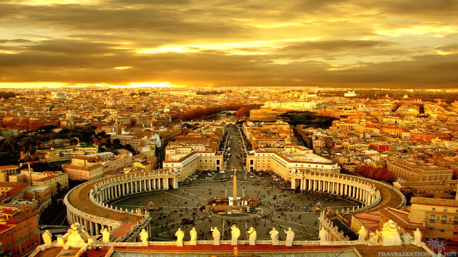 3d Amazing Art Wallpapers Rome Wallpaper 1920x1080 42203