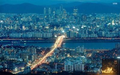 Seoul wallpaper | 1680x1050 | #77790