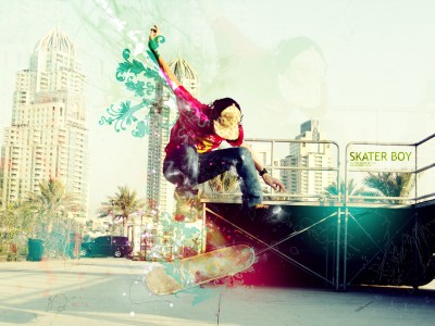 Skateboard wallpaper | 1600x1200 | #56239