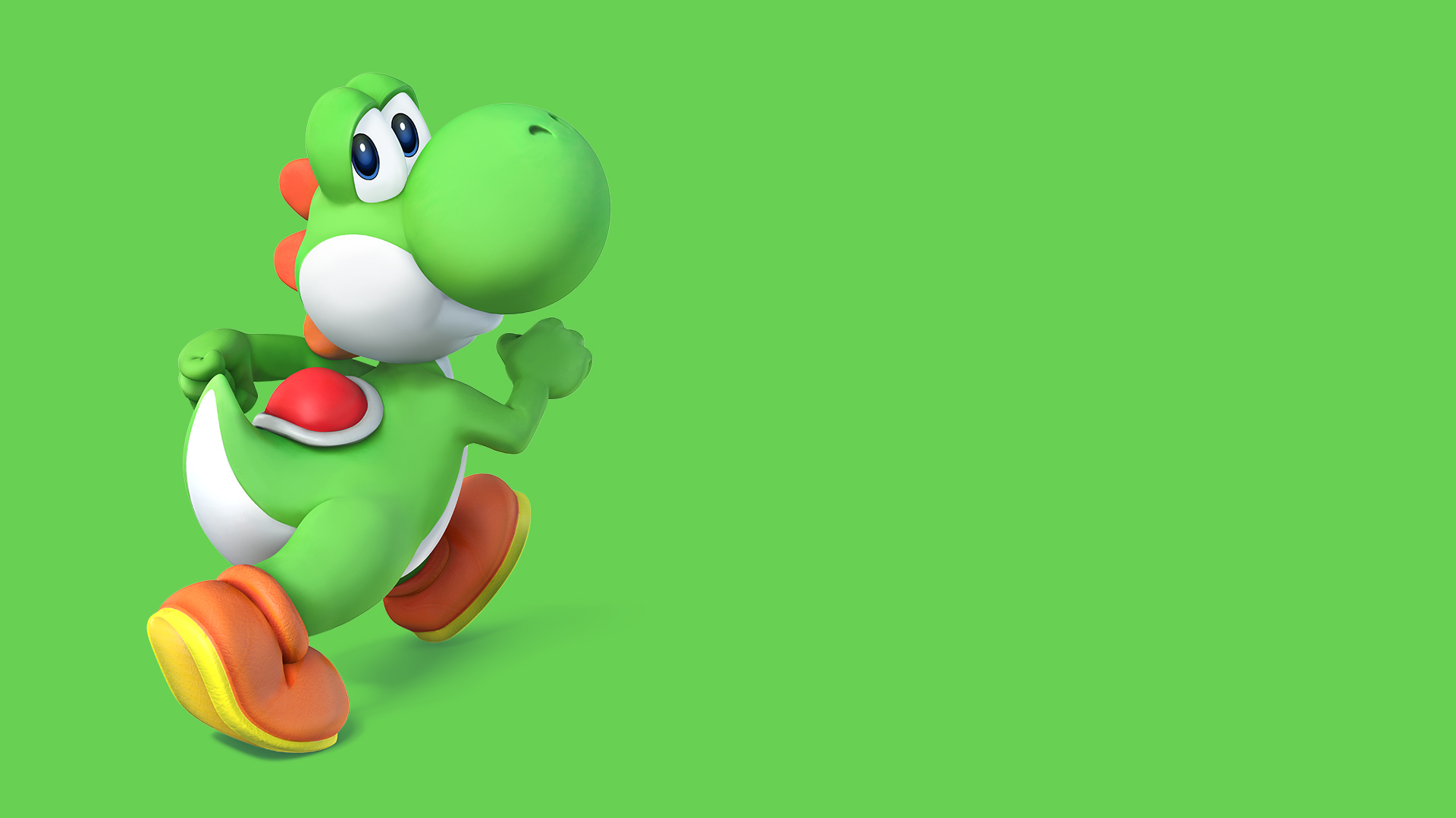 Wallpaper 3d Mario Bros Yoshi Wallpaper 1920x1080 48675