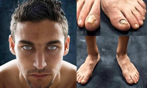 pies futbolistas