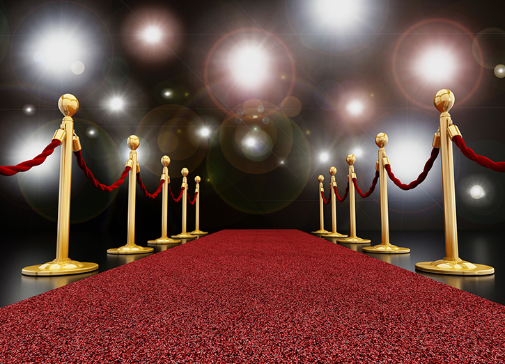 Red Carpet Ready Business Powerpoint Presentations Eslide