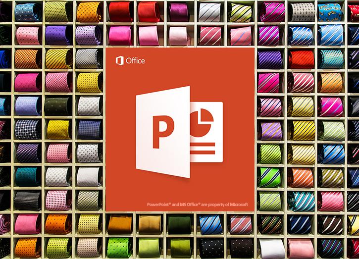 Look Sharp with PowerPoint Presentation Design eSlide