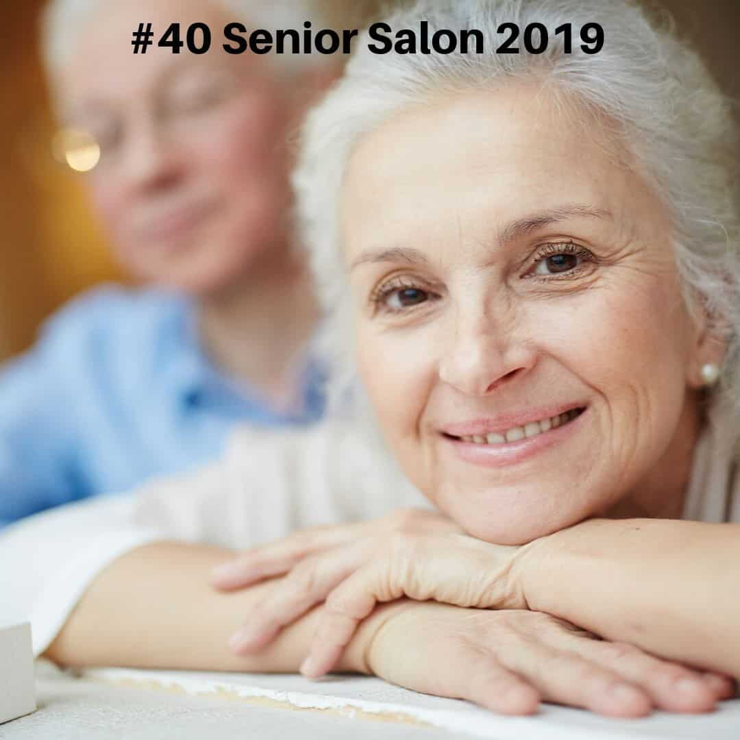 Salon Senior 40 Senior Salon 2019 Esme Salon