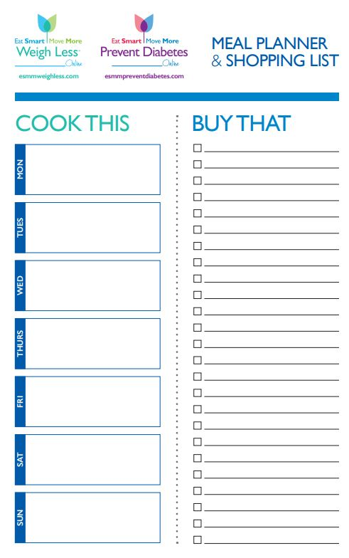 How to EASILY Meal Plan - My Attempt to Become a Simplified Meal