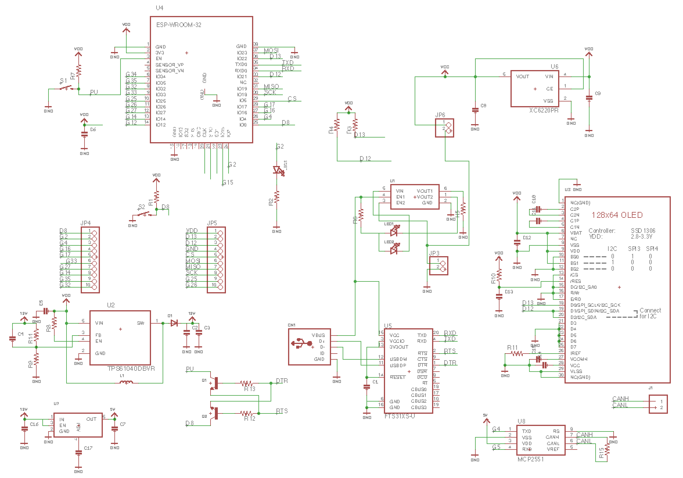 microwave schematic