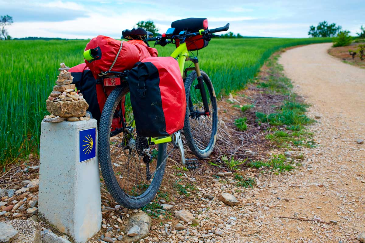 Camino Santiago Bike The Way To Santiago By Bike The Camino Fascinating Spain