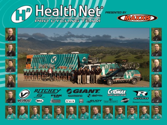 HealthNet Poster