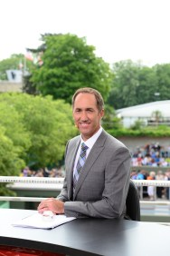 Darren Cahill - 2012 French Open - June 1, 2012
