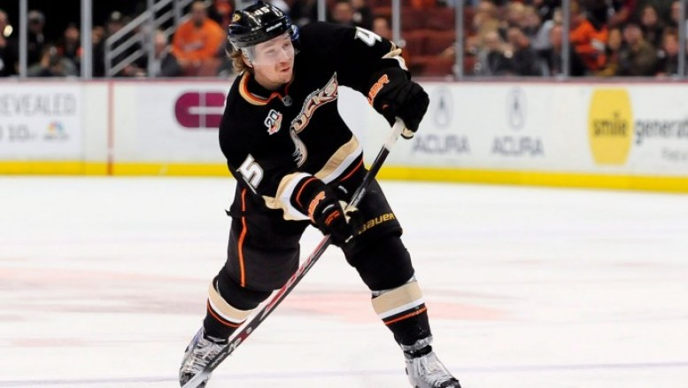 Anaheim Ducks could potentially move defenseman Sami Vatanen. (AP Photo)