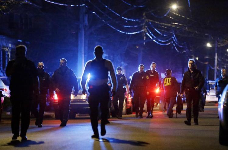 cops night