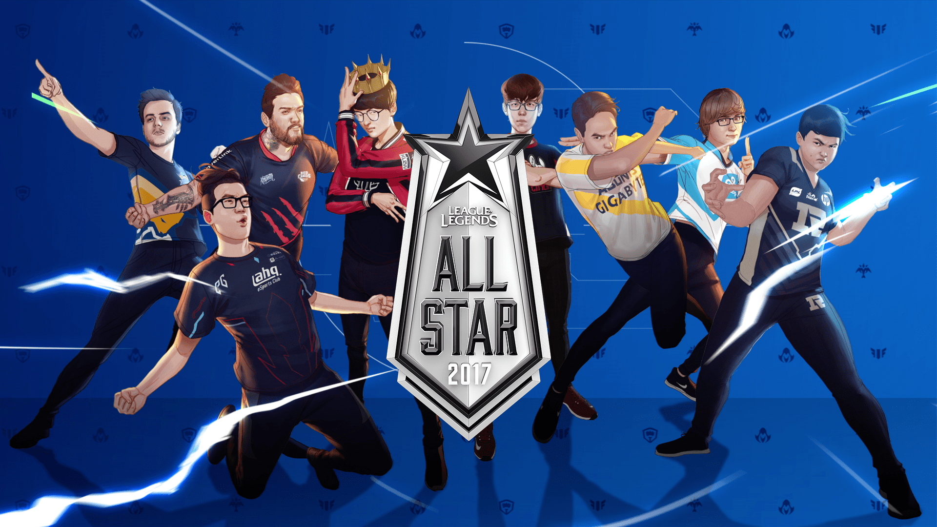 All Star All Star 2017 Wallpapers Lolesports
