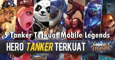 5 Tanker Terkuat Mobile Legends