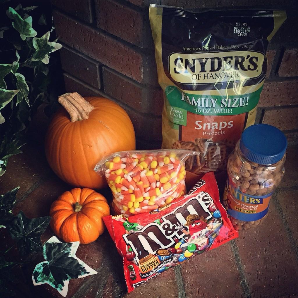 Candy Corn Harvest Mix