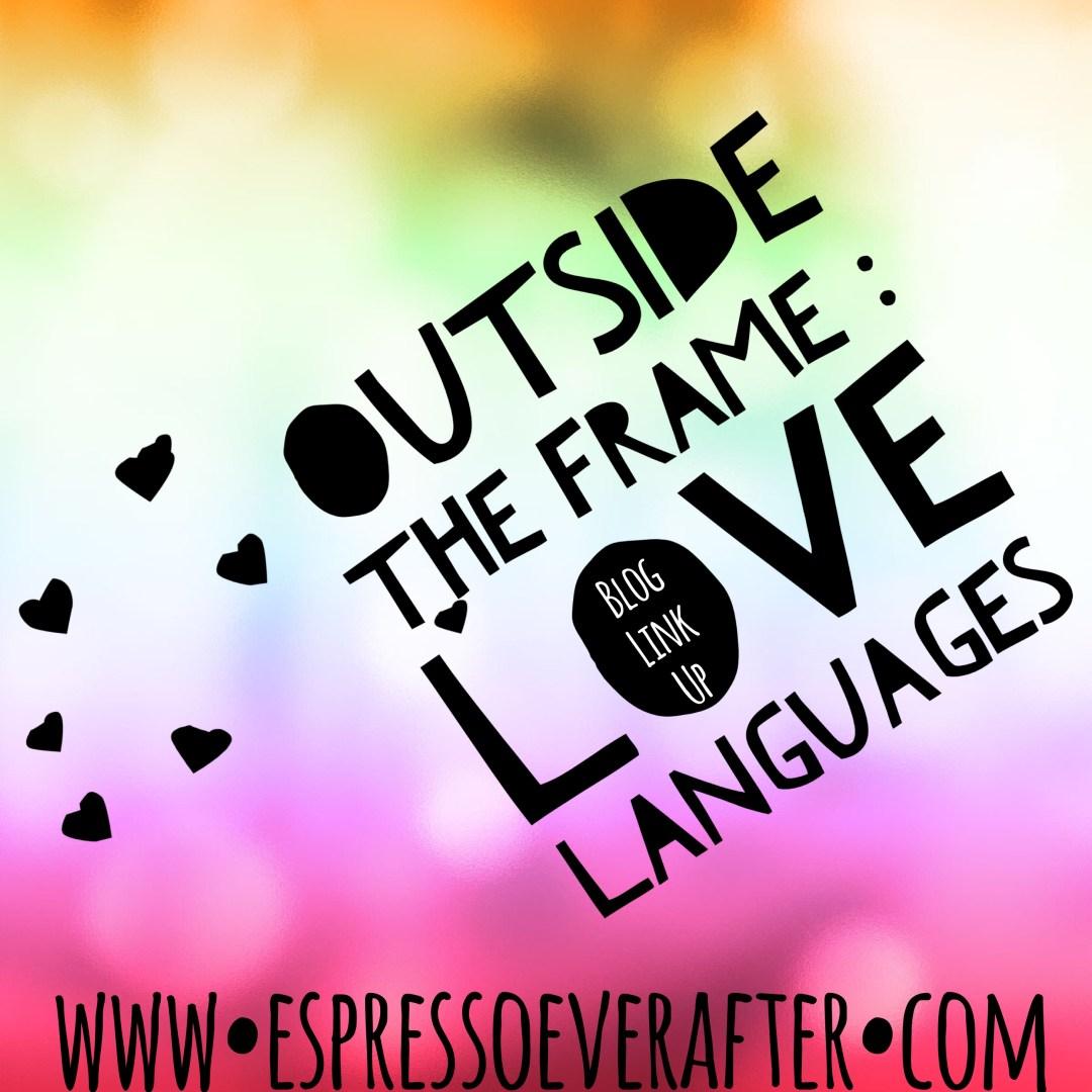 Love Language - blog link up