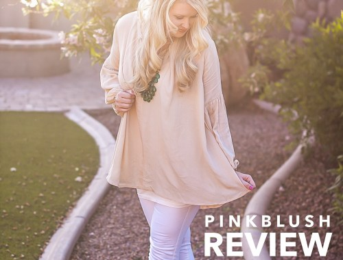 PinkBlush outfit