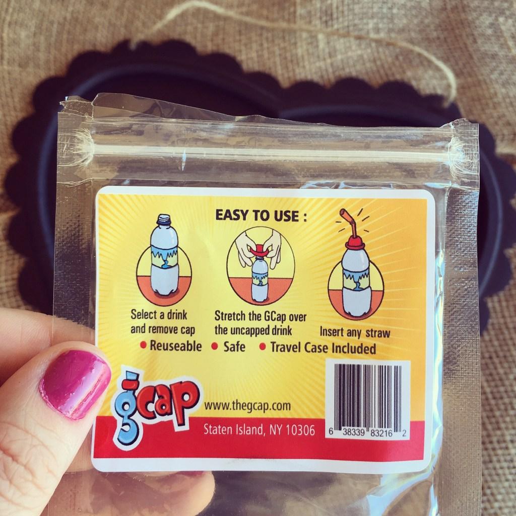 GCap - no spills
